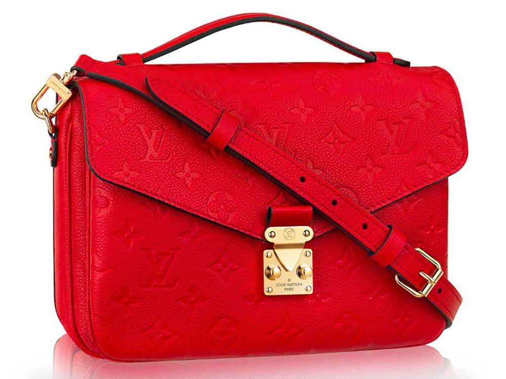 d7c2df5b4cbd The Super Popular Louis Vuitton Pochette Métis Now Comes in Leather ...