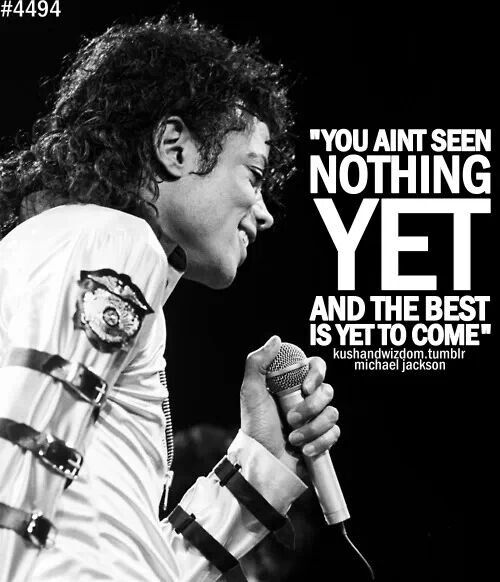 ♥  I believed it too   RIP MJ    | Michael Jackson