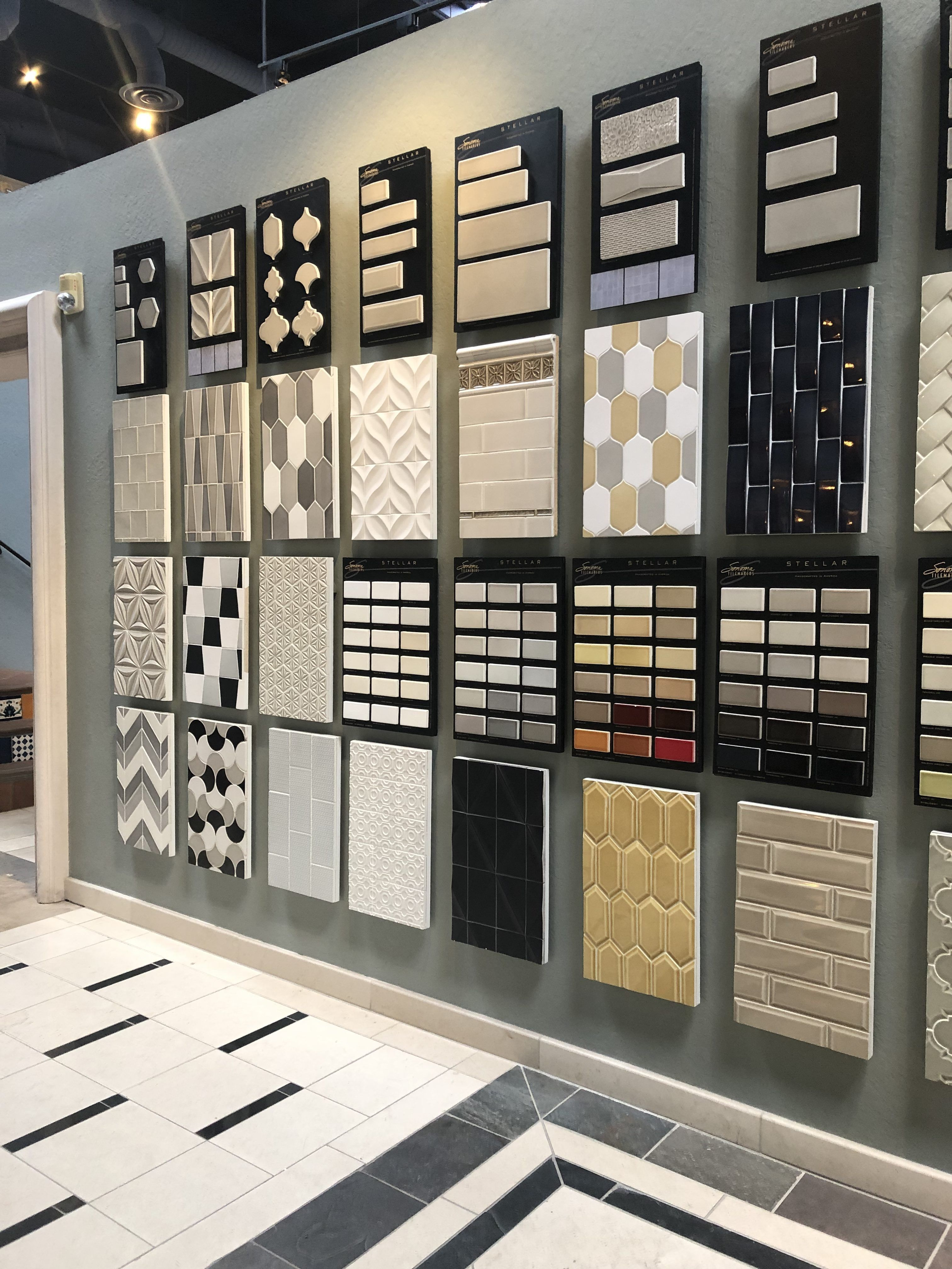 Amazing Tile Selection At Nsdesigngallery Luxury Tile And Stone Options Beyond The Hardware Store Showroom Interior Design Luxury Tile Showroom Design