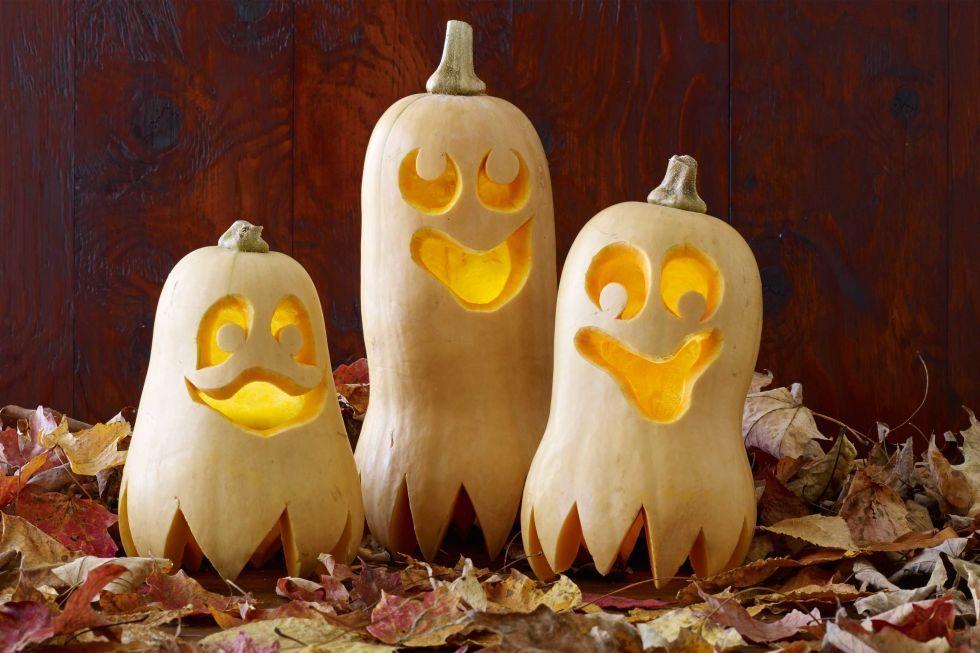 40 kreative Halloween-Kürbis-Schnitzideen #créationsdhalloween