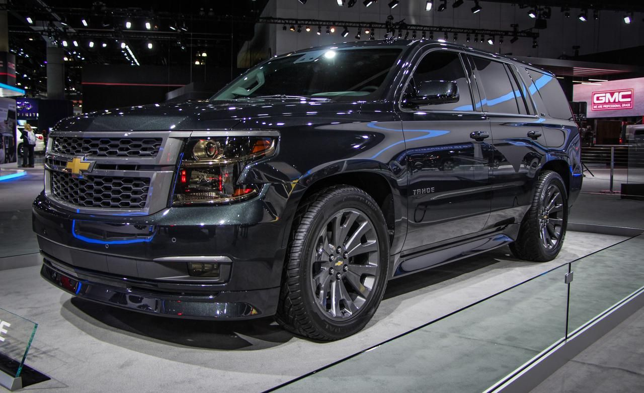 This In A Suburban Size Chevy Tahoe Chevrolet Tahoe