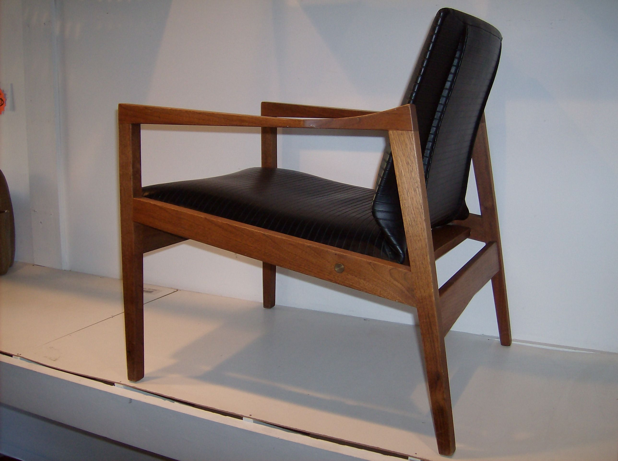 Canadian designed and manufactured lounge chair by Walter