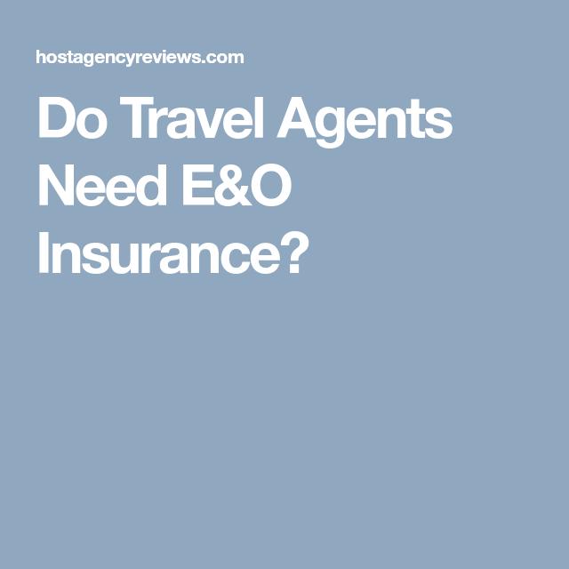 Insurance Agent E O