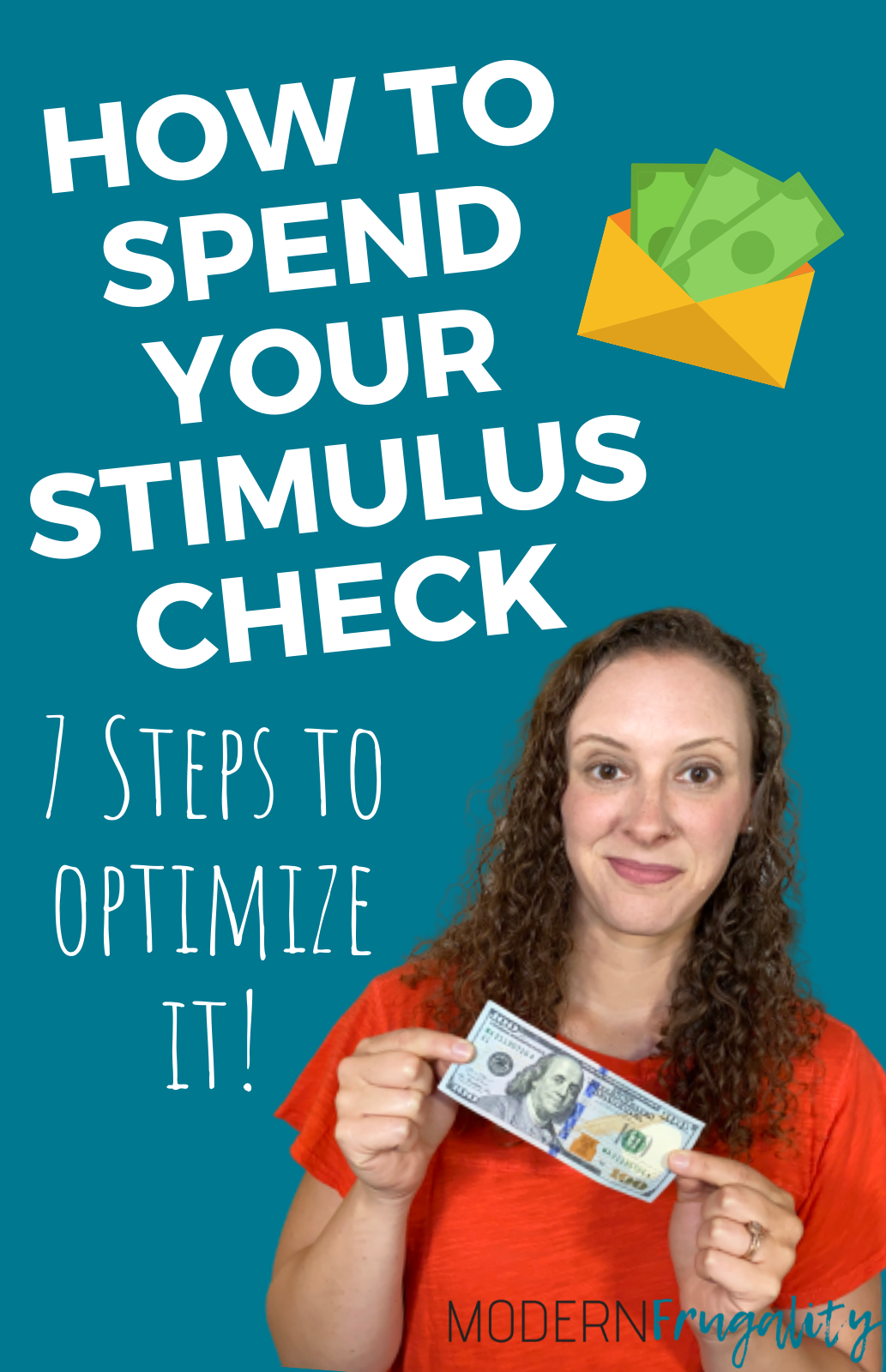 How To Spend Your Stimulus Check In