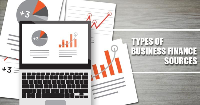 Types of Business Finance Sources in India Cash Suvidha