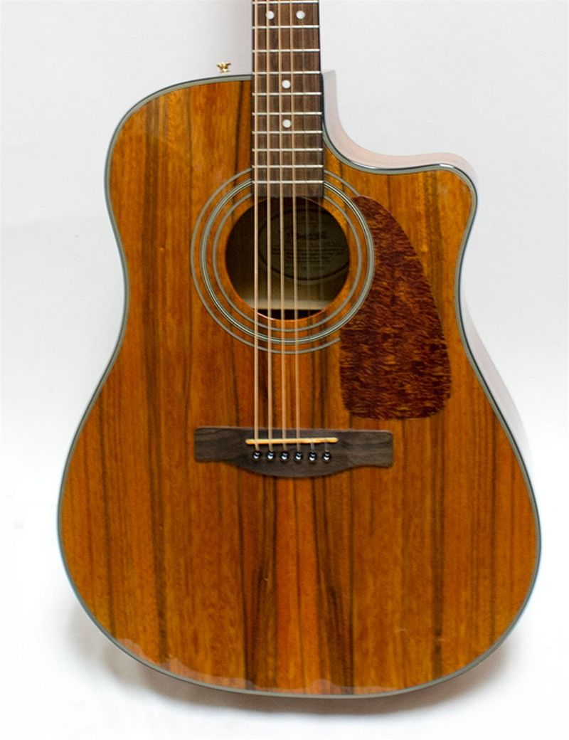 Used Fender Cd220ce Acoustic Electric Guitar Acoustic Electric Guitar Guitar Acoustic Electric