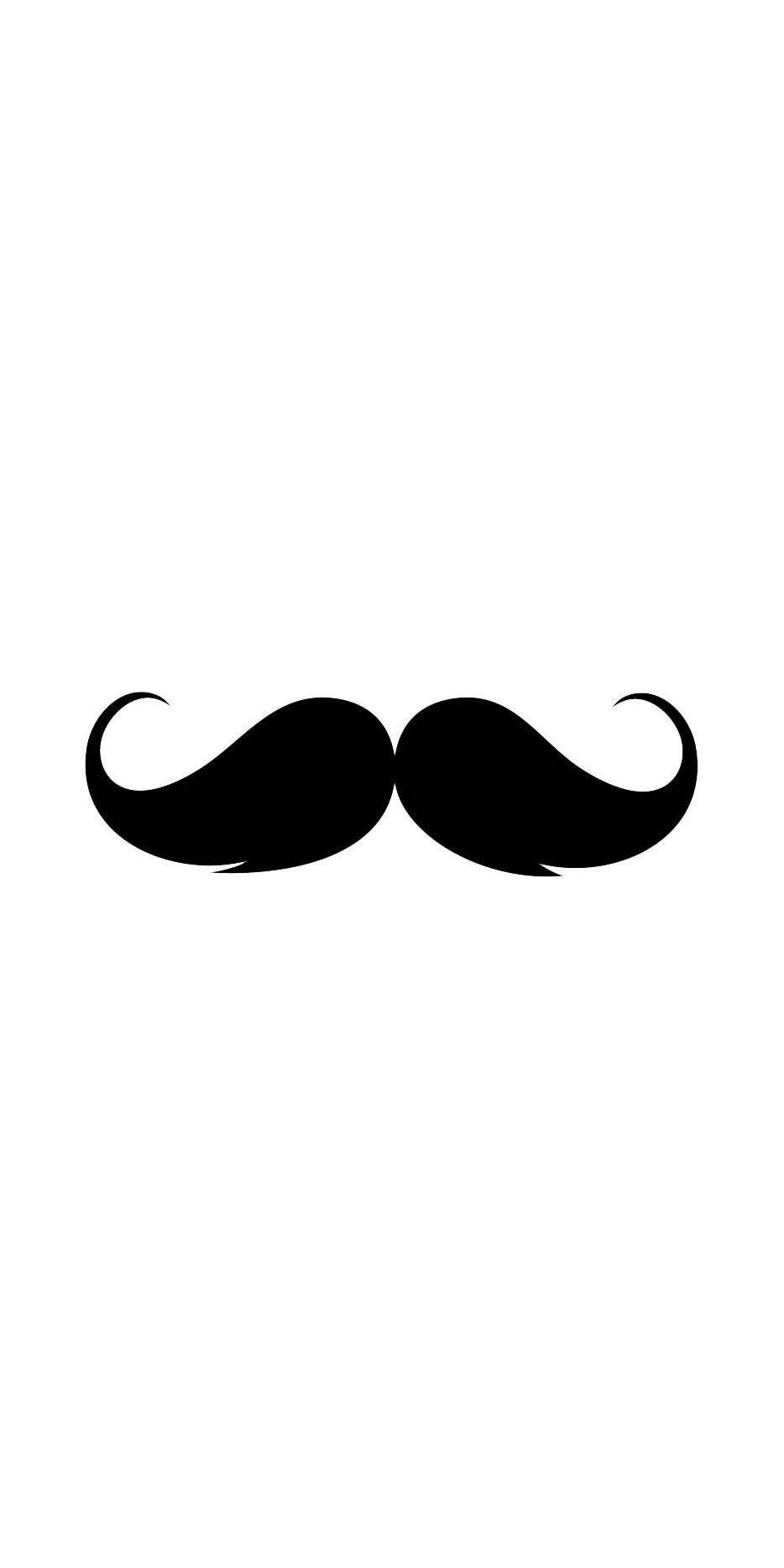 Mustache Iphone Wallpaper Mustache Wallpaper Beard Wallpaper Beard Logo Design