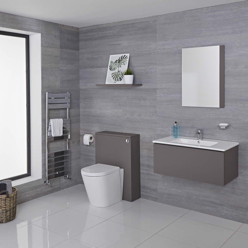 26+ Gray Bathroom Ideas Worthy of Your Experiments   Mold ...