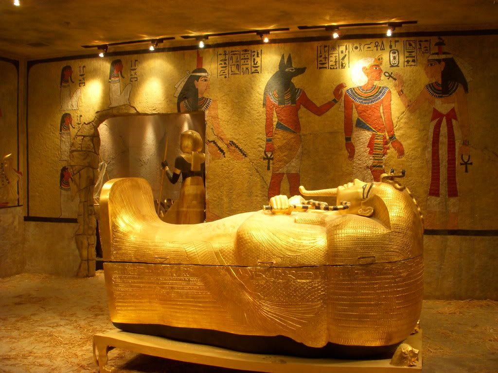 The Curse Of King Tuts Tomb Torrent: Unbroken Seal To A Room Within King Tut Tomb