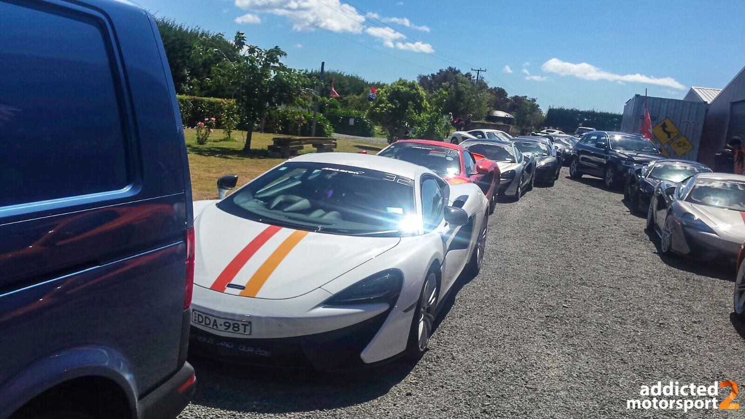 Epic new zealand tour bruce mclaren sports cars and cars