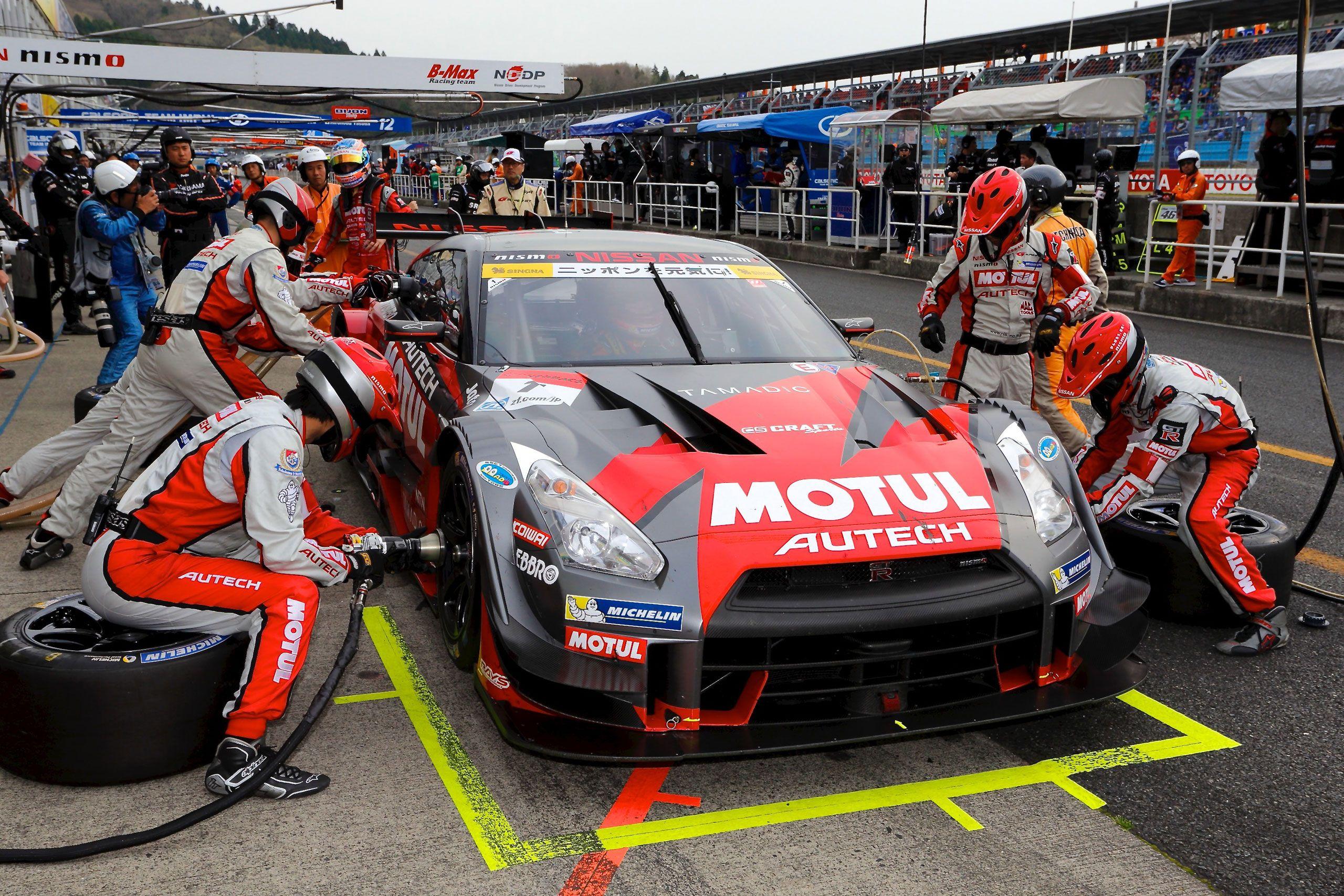 Nissan Gt R Super Gt Race Car Wallpaper Hd Car Wallpapers モータースポーツ