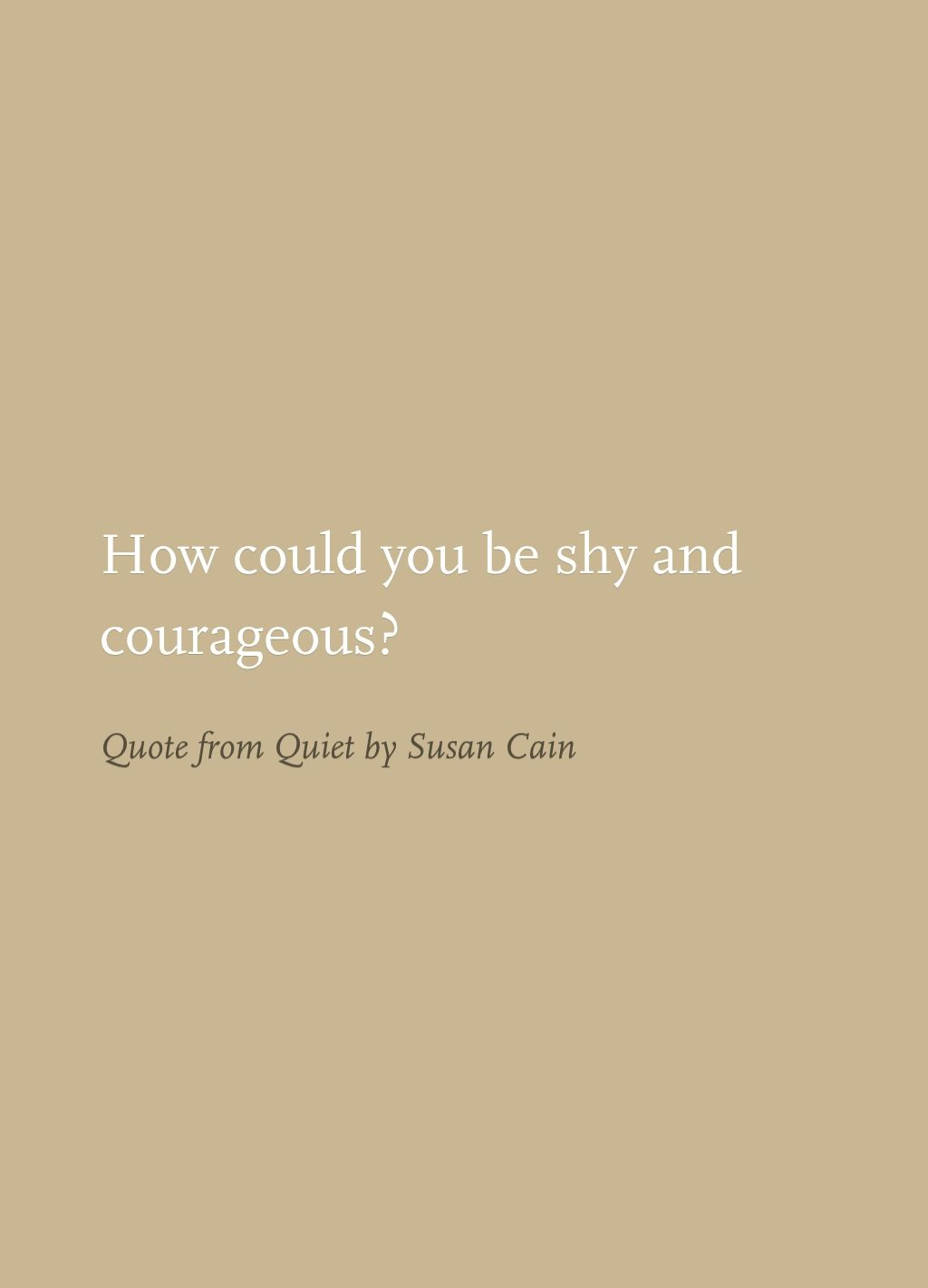 Quote From Quiet By Susan Cain Quotes From Books Quiet Susan
