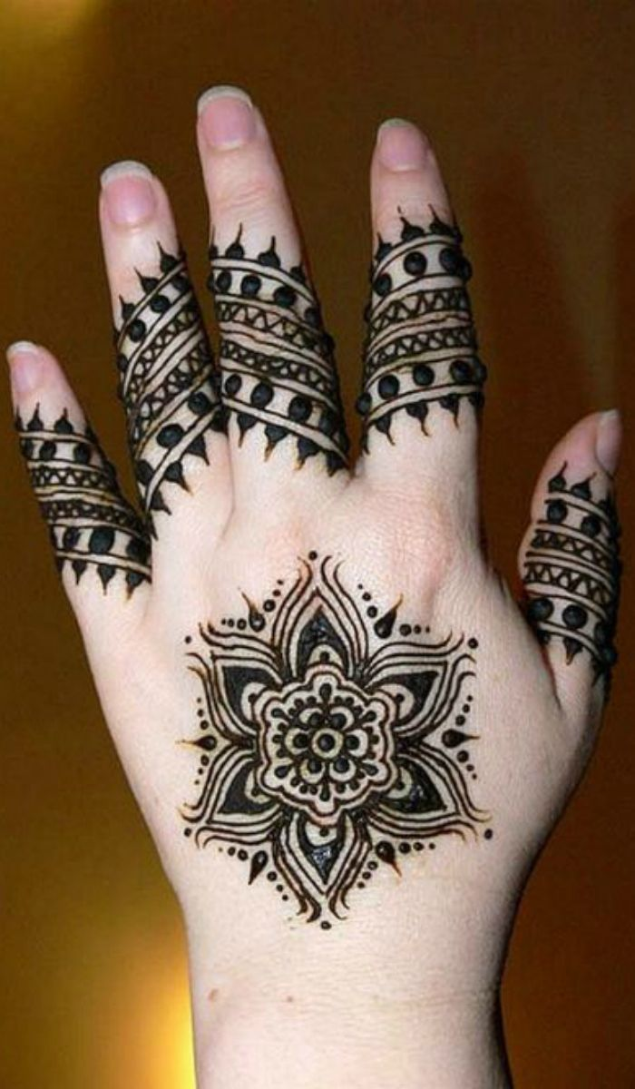 Top 15 design mehndi images collection best photo