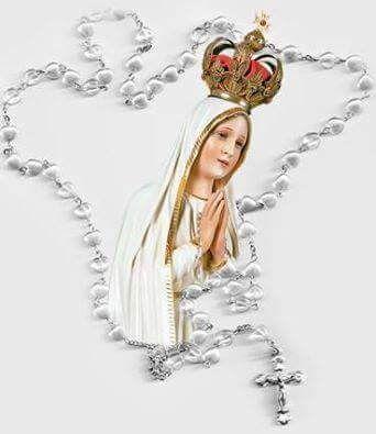 As quinze promessas da Santíssima Virgem para todo aquele que reza o Santo Rosário...    :)