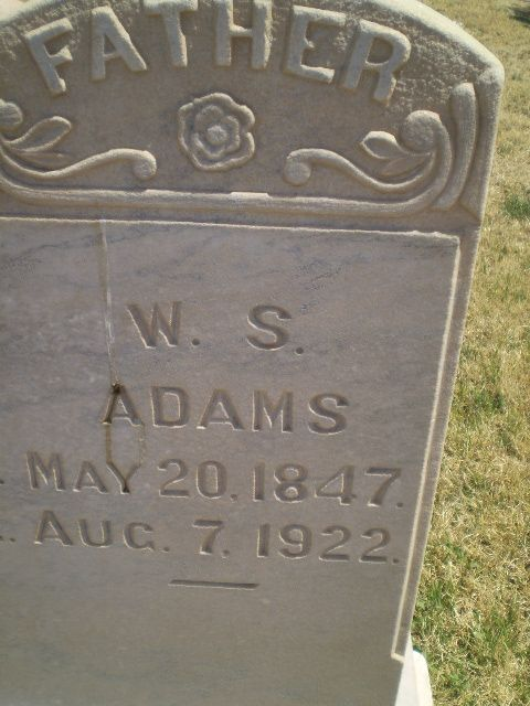 Winfield Scott Adams