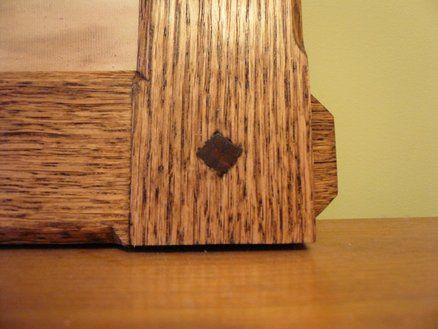 Arts And Crafts Craftsman Style Picture Frame Arts And Crafts Furniture Craftsman Frames Picture Frame Projects