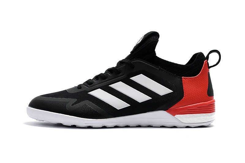 save off a7aca 8e3c3 Adidas ACE Tango 17+ Purecontrol IC 2018 Word Cup Black White Red
