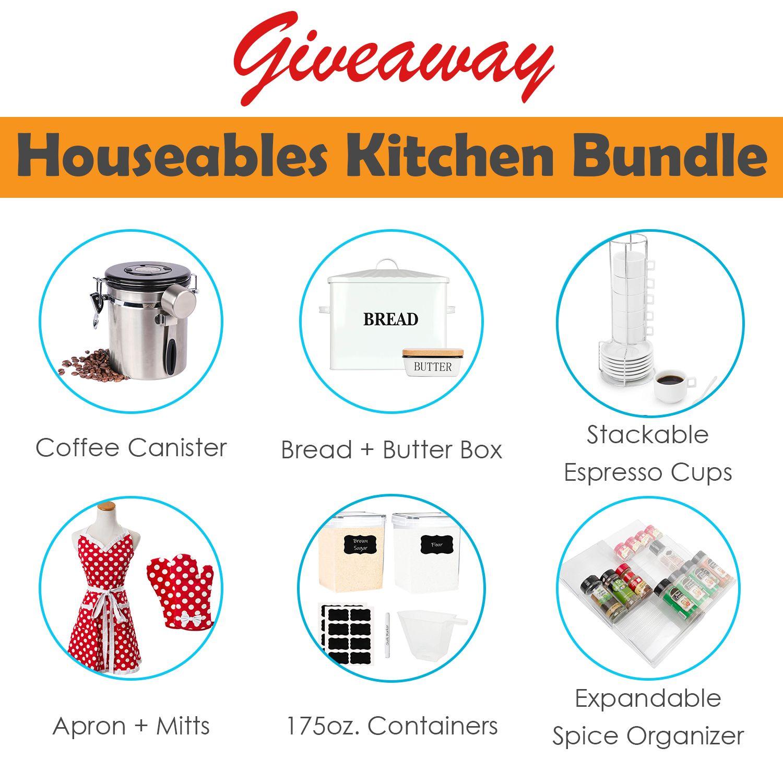 Giveaway houseables kitchen bundle