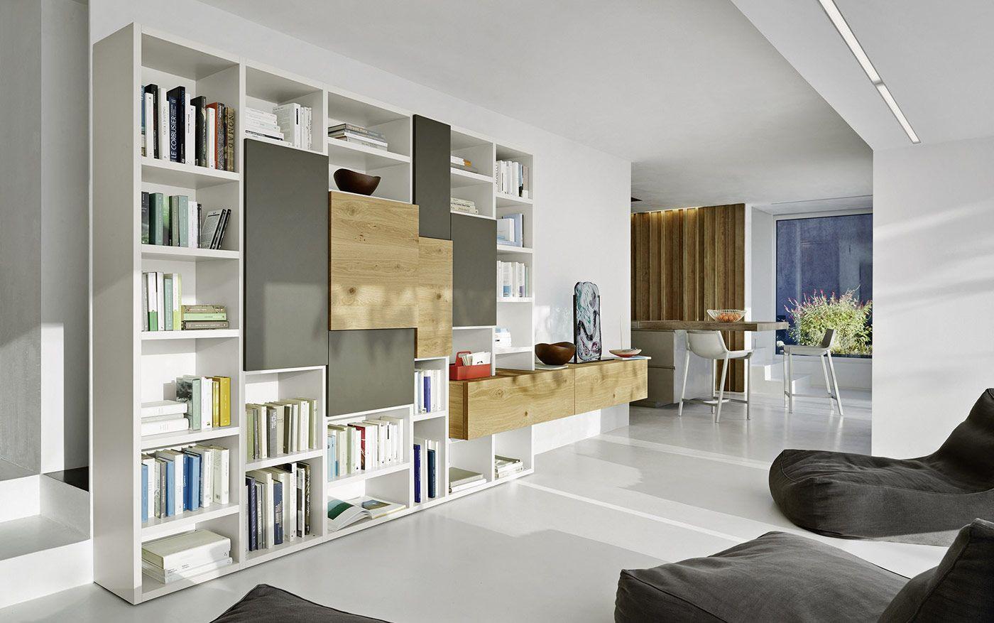 Wohnzimmermöbel designermöbel  Modo System M5C53 - Möbel / Wohnzimmermöbel / Möbel für Unterhaltu ...