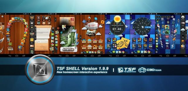 Tsf Shell V1 9 9 7 3 Apk Free Download Apk Classic With Images
