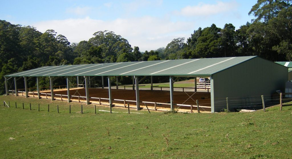 Horse Riding Arenas - National Sheds For The Love Of Horses - fresh blueprint consulting ballarat