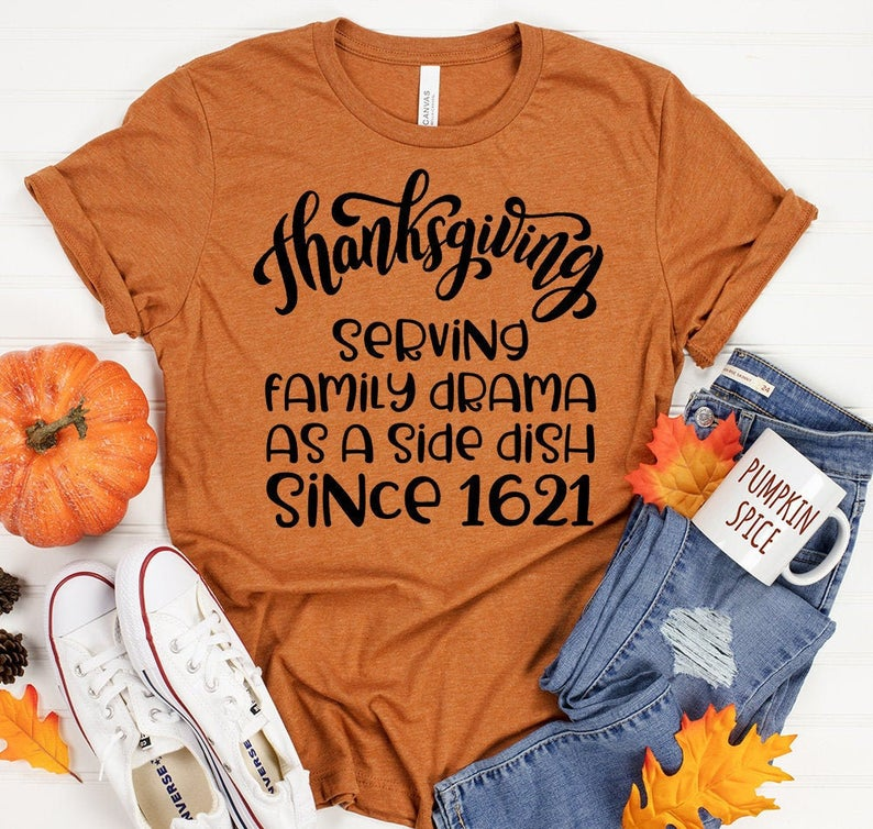 Thanksgiving Family Drama Meme