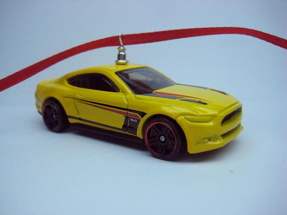 2015 2016 Ford Mustang Gt Muscle Car Christmas Tree Ornament