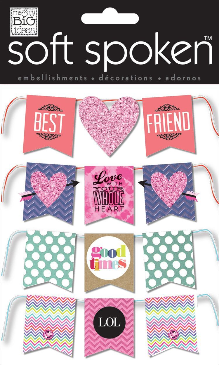 Best Friend - Mini Banners