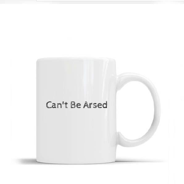 Can't be arsed,Profanities Mugs,Swear Words,Profanities mugs, Profanity humor,Birthday Mug humor,Birthday Gift Women,Birthday Gift Humor,Birthday Gift Best ...