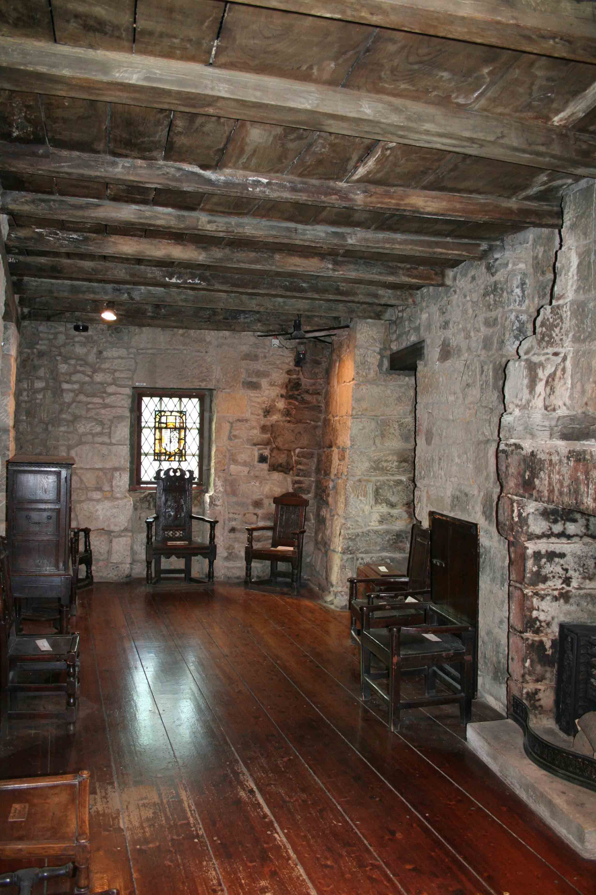 inside provand 39 s lordship the oldest house in glasgow scottishhistory http writtentoorder. Black Bedroom Furniture Sets. Home Design Ideas