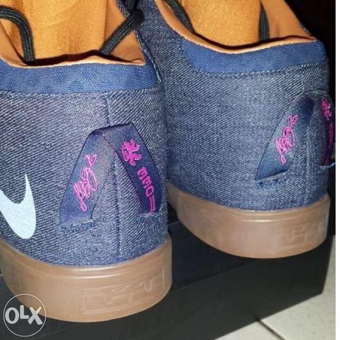 Nike Lebron 12 Lifestyle NSW DENIM For
