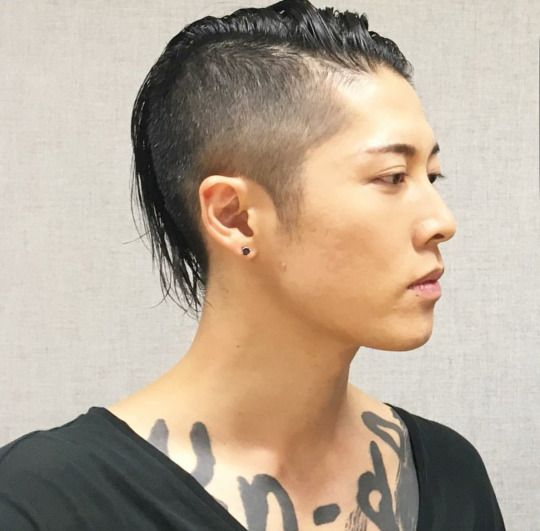 Miyavi Dir En Grey Dreams Miyavi Short Hair Styles Androgynous