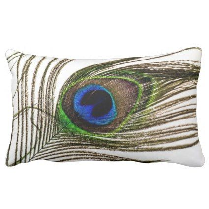Peacock Feather Pillow - http://www.photographybypixie.com/2014/11/29/peacock-feather-pillow-4/ #photography #photo #gifts #shopping