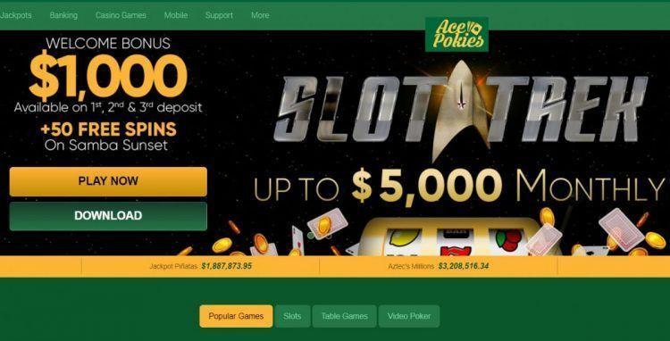 New Casino Bonus Codes