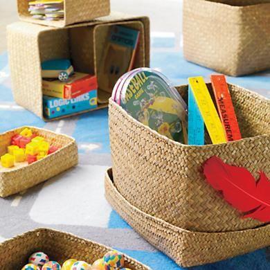 Nesting baskets, landofnod.com