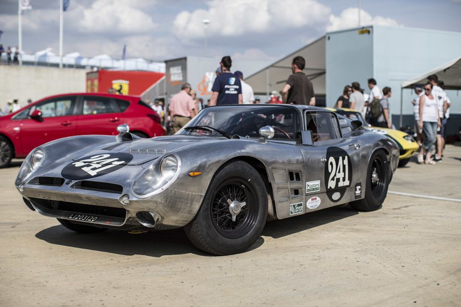 Cars That Rock Silverstone Classic Iso Grifo C Goodwood Road