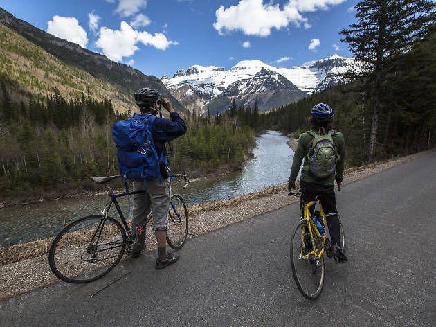 The 15 Most Scenic Bike Trails Across America Glacier National