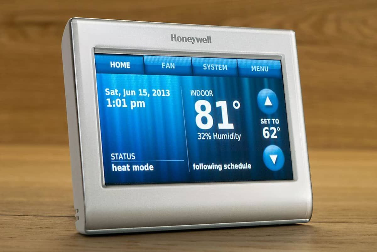 5 Best Wifi Thermostats Smartphone Control Thermostat Best Wifi Smart Thermostats