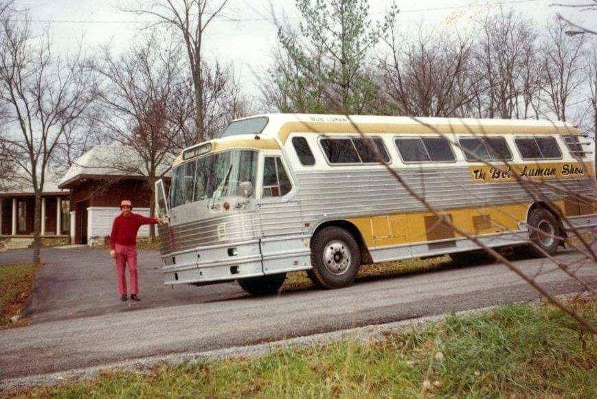 Bob Luman Camiones Autobus Dino