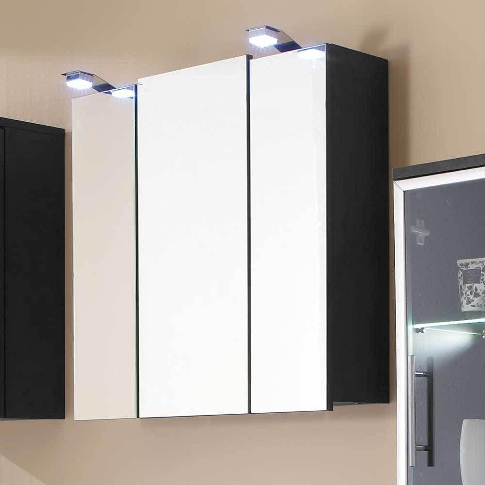 Bad Spiegelschrank mit LED Leuchten 3D Jetzt bestellen