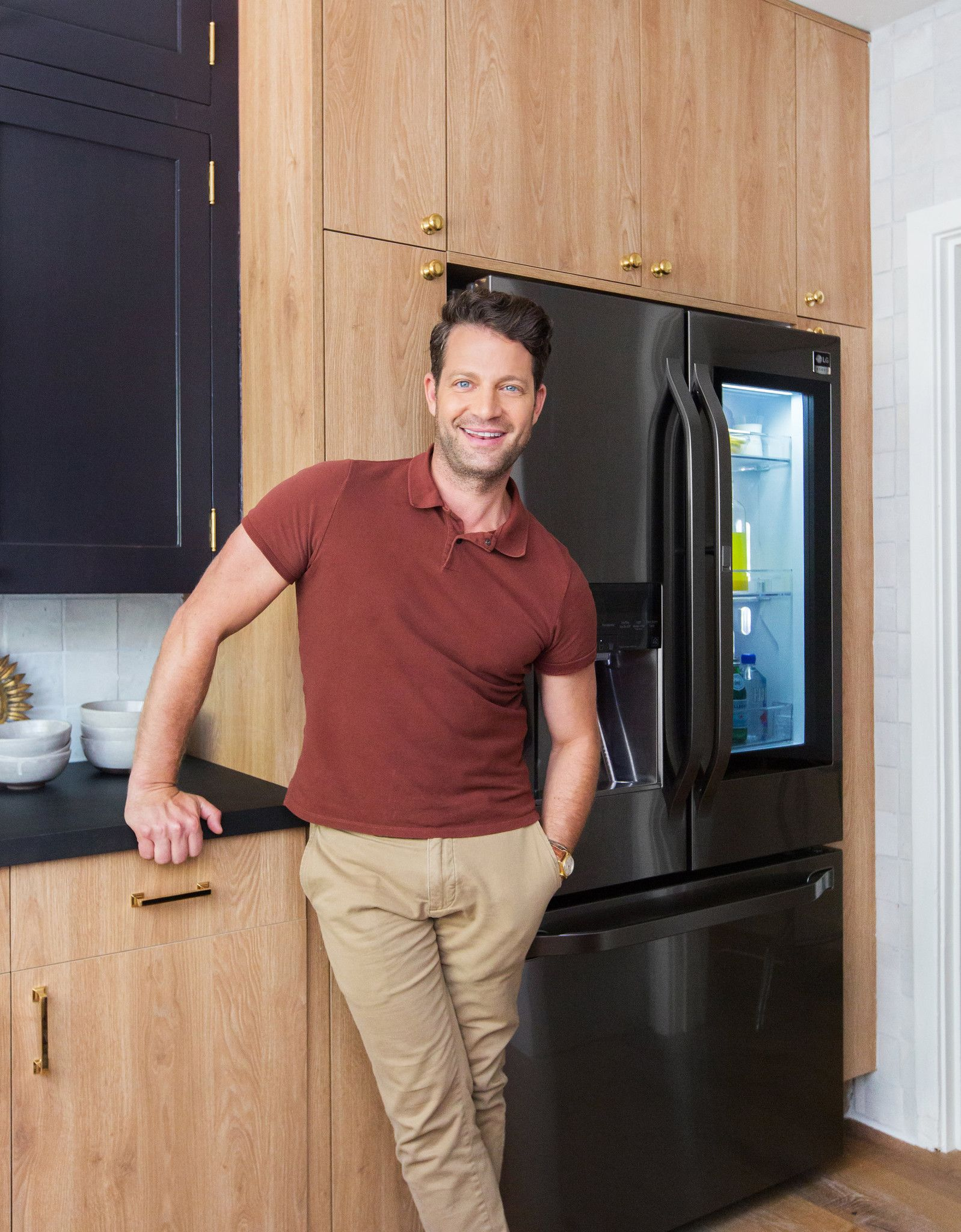 How designer Nate Berkus blended old and new in his L.A ...