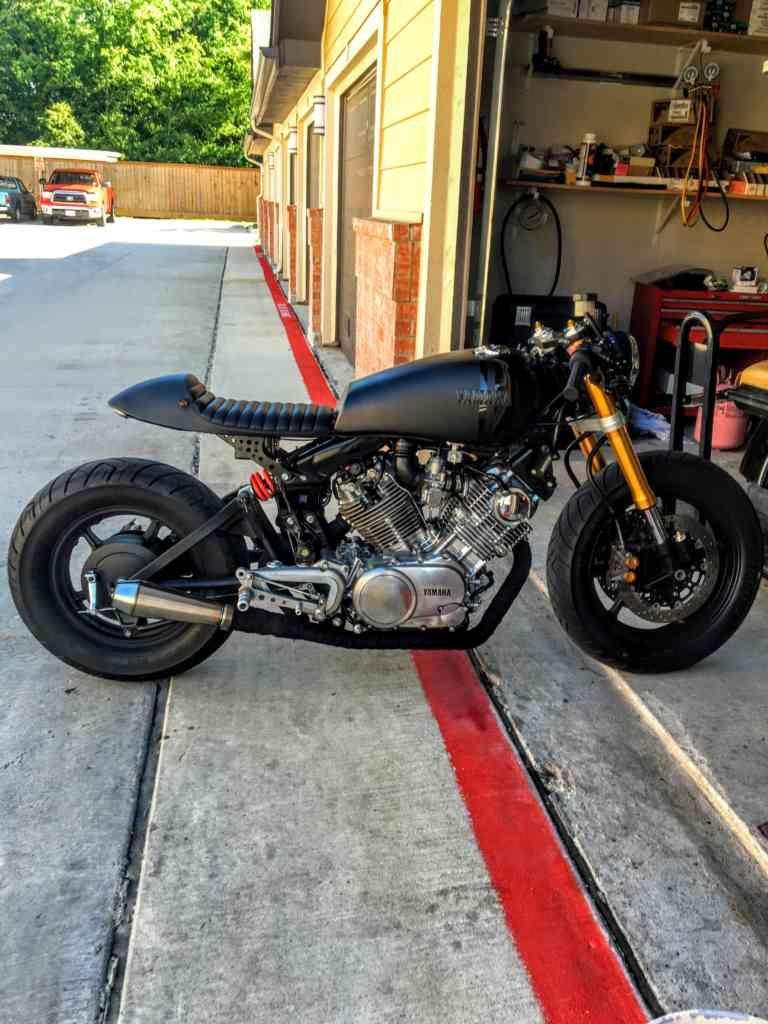 1983 Yamaha Virago Xv750 Cafe Racer Custom Cafe Racer Motorcycles For Sale Custom Cafe Racer Yamaha Cafe Racer Cafe Racer