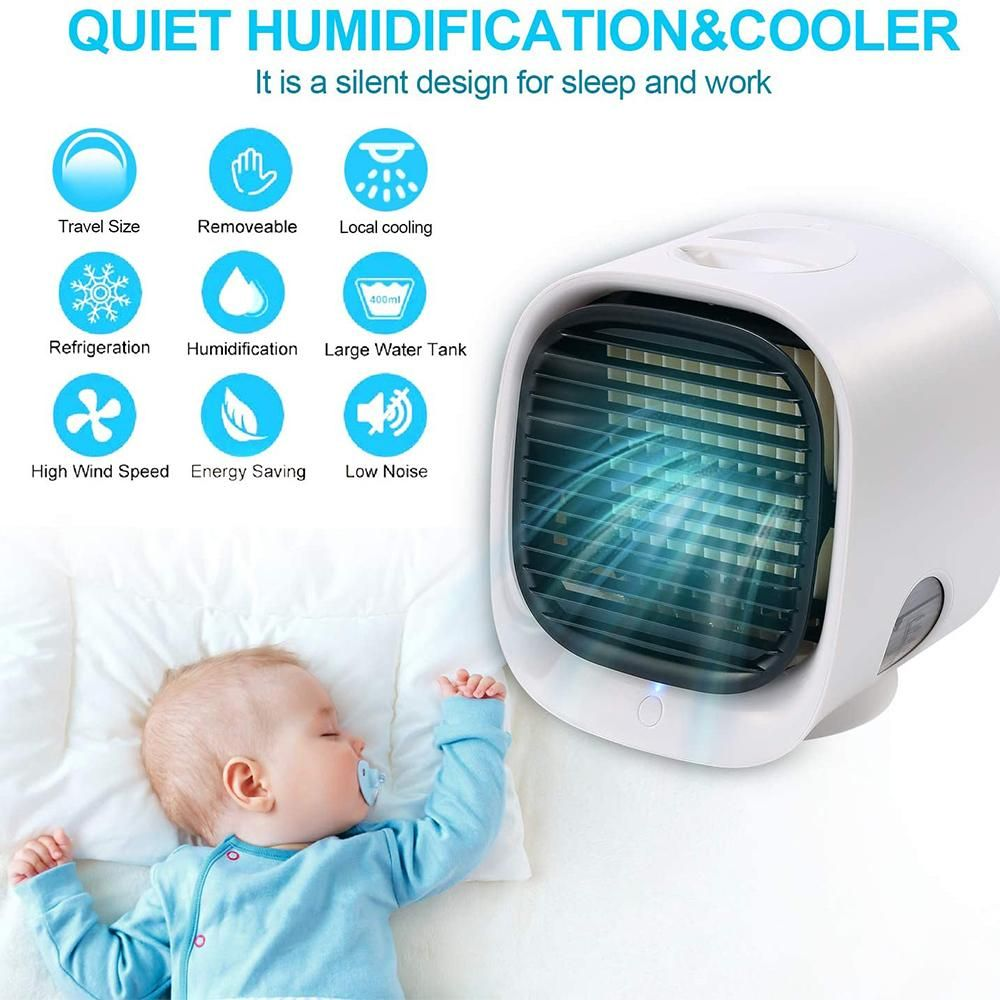 2020 Portable WaterCooled Air Conditioner (Can be used