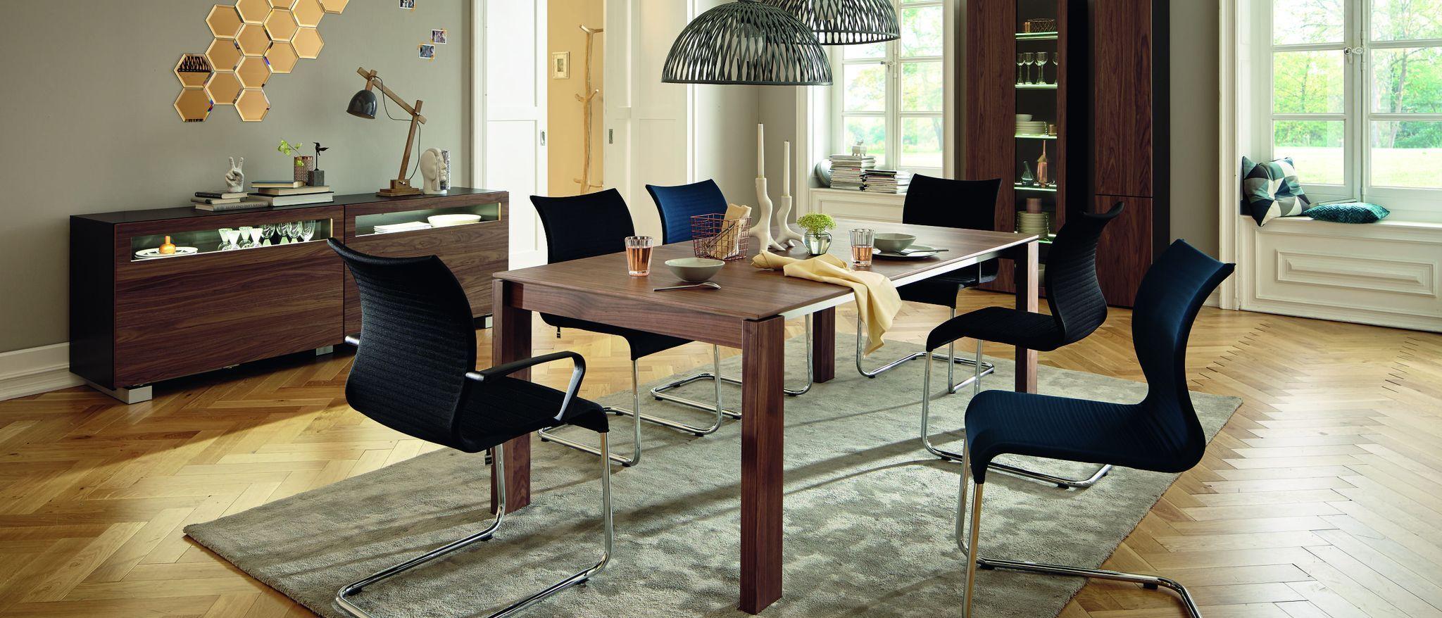 Hulsta Now Eetkamerstoelen.Dining Hulsta Die Mobelmarke 现代风格餐厅modern