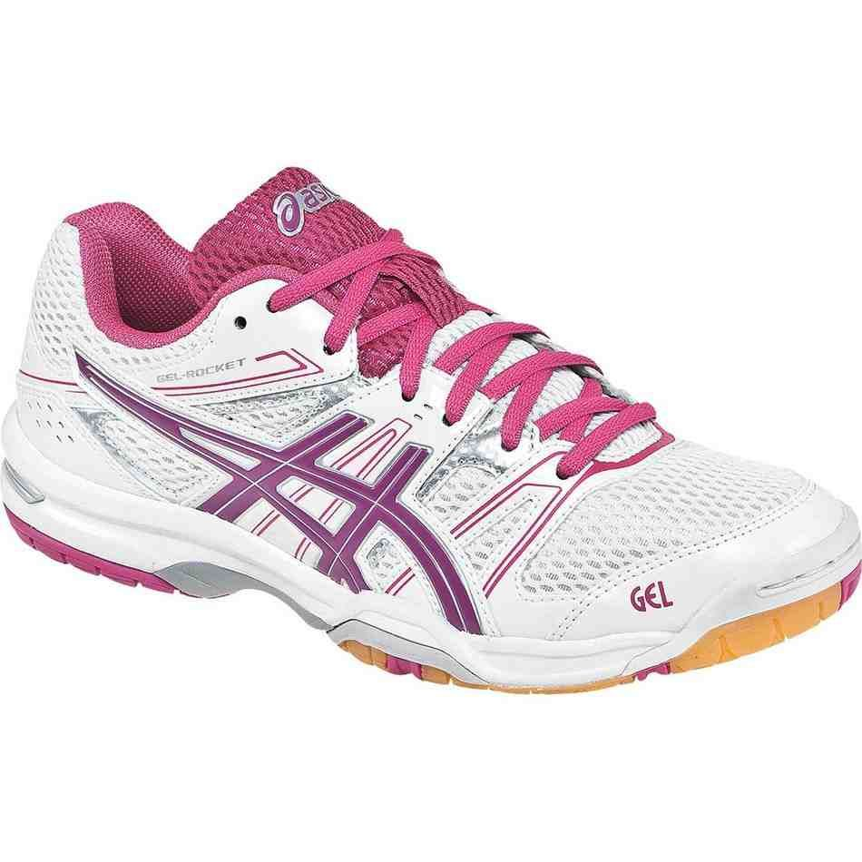 asics gel rocket 7 lady rose