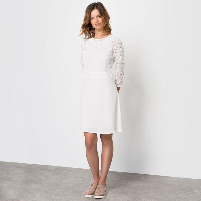 la robe plan b de votre mariage civil ou robe du lendemain mariage pinterest robe mariage. Black Bedroom Furniture Sets. Home Design Ideas