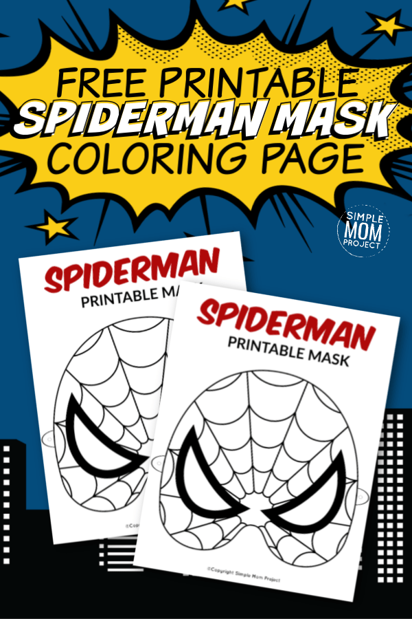 Spiderman Face Drawing Mask Coloring Page Spiderman Drawing Pages Spiderman Face Spiderman Drawing Spiderman Coloring