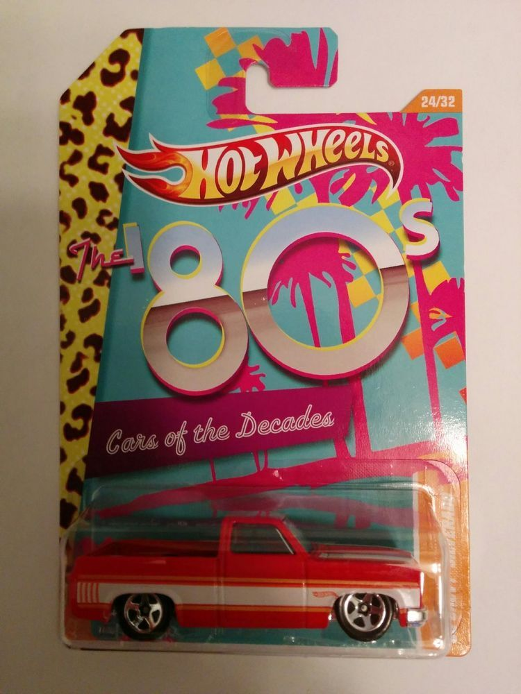 17 HOT WHEELS Chevrolet Pickup Trucks Silverado Chevy C10 Lot Stars Years /'83