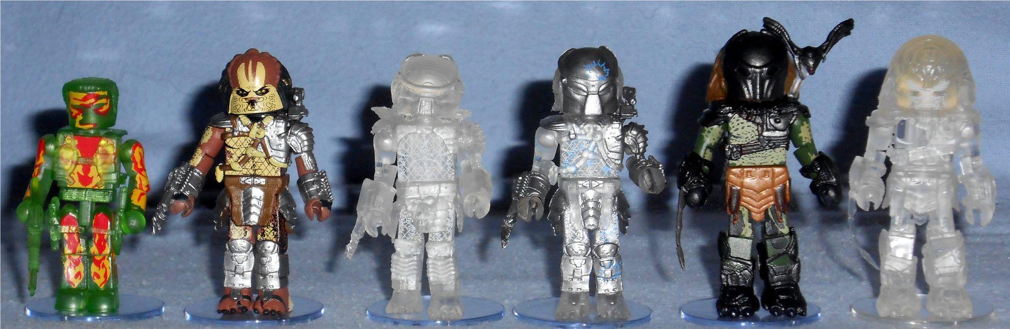 Predator Minimates Series 3 Thermal Dutch