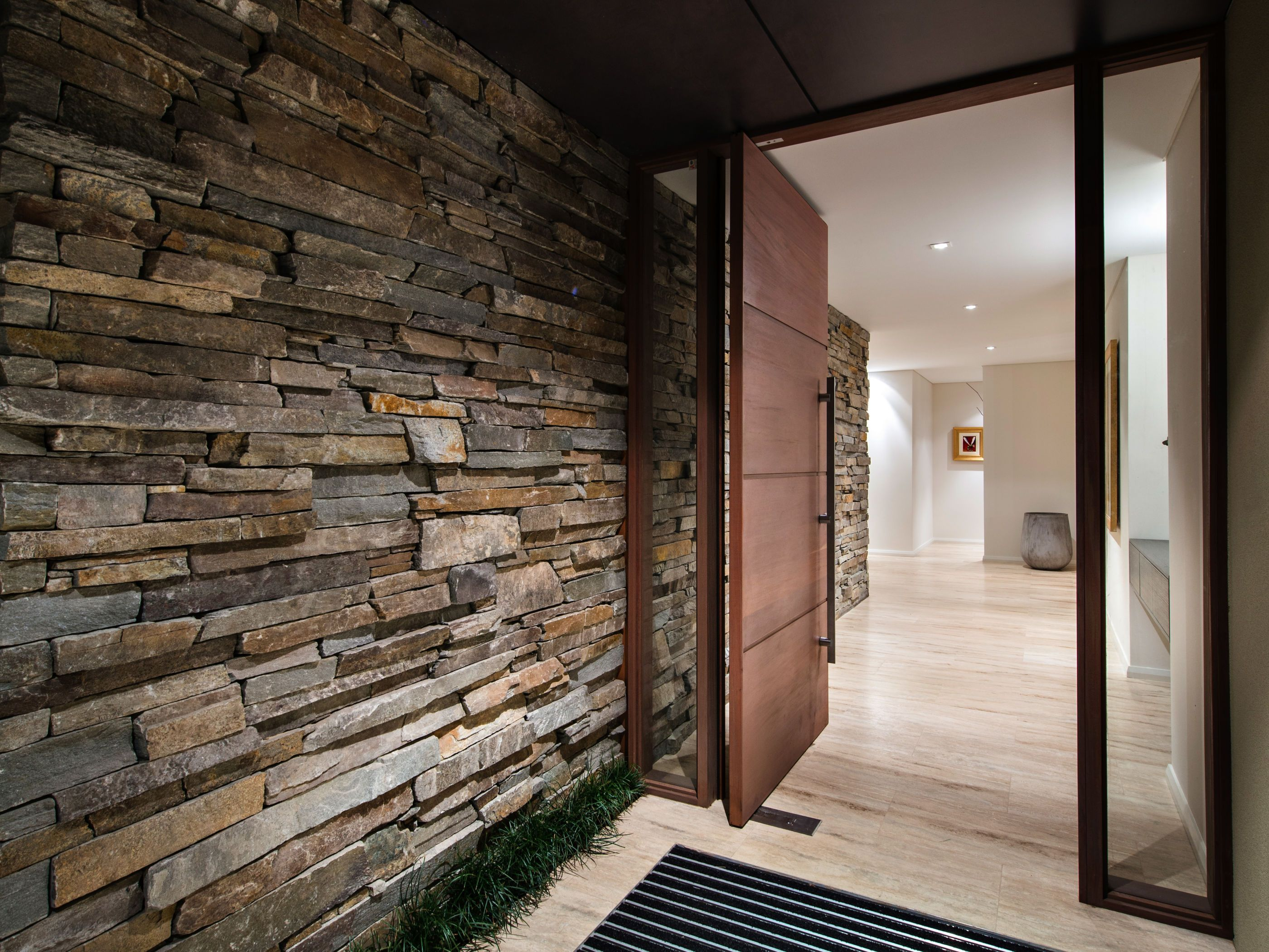 Baw Baw Dry Stone Wall Cladding Veneers By With Images Stone Wall Cladding Stone Cladding Exterior Wall Cladding